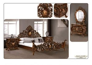 Arian Bed Room Set