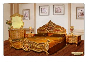Goldani Bed Room Set