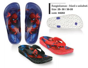 RnginKaman-Spaiderman Children's Sandals